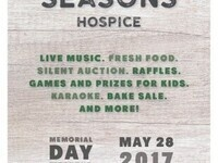 Kooky Concessions Fundraiser for Seasons Hospice