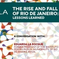 The Rise and Fall of Rio de Janeiro: Lessons Learned
