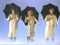 Singin' in the Rain - Outdoors!