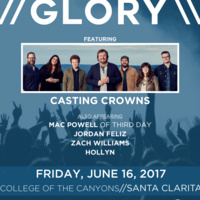 GLORY SCV with Casting Crowns at COC Stadium