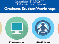 Finding a Balance Between Graduate School and Life Graduate Student Workshop