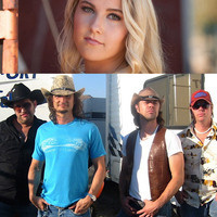 Double Wide and Savannah Burrows (Country) - Concerts in the Park