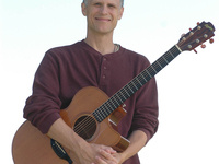 Guitarist, Vocalist and songwriter Peter Mayer