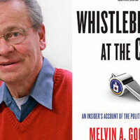Writers LIVE: Melvin A. Goodman, Whistleblower at the CIA