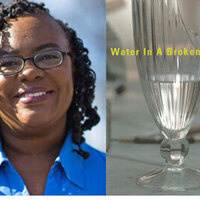 Meet the Author: Odessa Rose, Water in a Broken Glass
