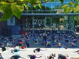 Outdoor Yoga with HotHouse