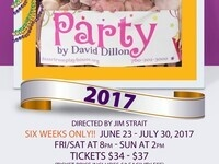 """PARTY"" A COMEDY BY DAVID DILLION"