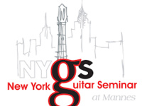 New York Guitar Seminar at Mannes│Participants' Concert - Featuring Student Solo and Ensemble Performances