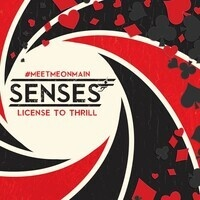 SENSES Block Party -  License to Thrill