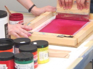 "Screenprinting ""101"" Workshop"