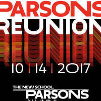 Parsons Reunion and 7th Annual Alumni Exhibition Opening