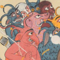 Exhibition: Epic Tales from Ancient India: Paintings from The San Diego Museum of Art