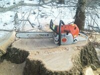 Chainsaw Techniques