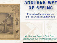 Another Way of Seeing: Examining the intersection of Book Arts and Mathematics