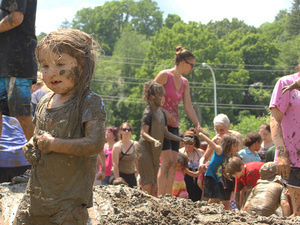 International Mud Day!