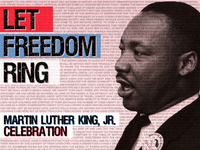 """Let Freedom Ring"" Celebration at the Kennedy Center for the Performing Arts"