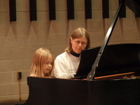 4 Hands Together Piano Class
