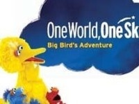 Planetarium show: One World One Sky-Big Bird's Adventure