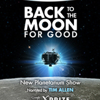 Planetarium show: Back To The Moon for Good