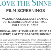 Love The Sinner Film Screening