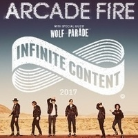 "Arcade Fire ""Infinite Content"" Tour with Wolf Parade"