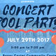 POSITIVE CHARGE CONCERT POOLPARTY