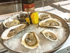 Noble Fin Oyster Happy Hour