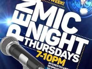 Open Mic Nights @ Tannery Row Ale House
