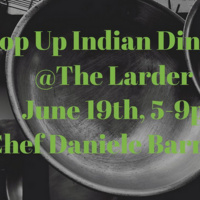 Pop-Up Indian Dinner