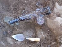 ARCHAEOLOGICAL EXCAVATIONS OF A BURIED HAMLET IN ROBERT H. TREMAN STATE PARK