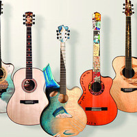 The Group of Seven Guitar Project