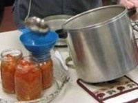 Boiling Water Bath Canning