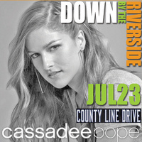 Cassadee Pope (at Think Mutual Bank's 'Down by the Riverside' Free Concert Series)