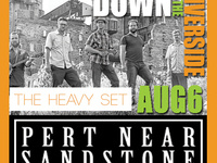 Pert Near Sandstone (at Think Mutual Bank's 'Down by the Riverside' Free Concert Series)
