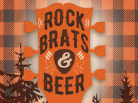 Rock, Brats, and Beer