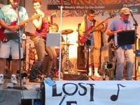 The Lost Faculties - Berne Wood-Fire Pizza Event