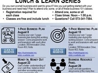 Money In, Money Out (Business 101 Lunch & Learn)