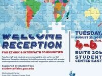 Welcome Reception for Ethnic & Interfaith Communities