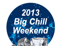 Big Chill Weekend 2013