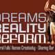 Dreams, Reality and Reform: Central Falls' Human Creativity - Sharing Our Truth