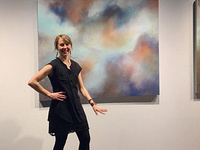 Artist Demonstration and Farewell Discussion with Annie Hejny