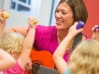 Tiny Tunes: Early Childhood Music Class