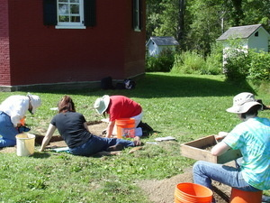 Come Dig with Us! Archaeology Day Camp