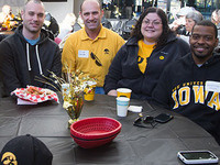 College of Public Health Homecoming Pre-game Breakfast