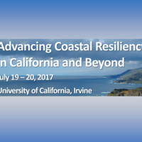 Advancing Coastal Resiliency in California and Beyond