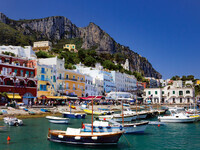 CAU travel program: Southern Italy, Sicily, and Malta—A Cruise of Classical Culture, with Michael Fontaine