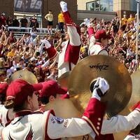 """Screaming Eagles"" Marching Band GameDay Preview"