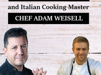 Italian Cooking Demonstrations w/Food Network's Mario Rizzotti