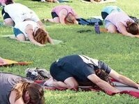Austin Outdoor Yoga