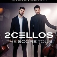 2CELLOS The Score Tour